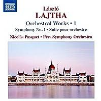 Lajtha: Orchestral Works Vol 1