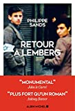 Retour à Lemberg - Format Kindle - 9,49 €