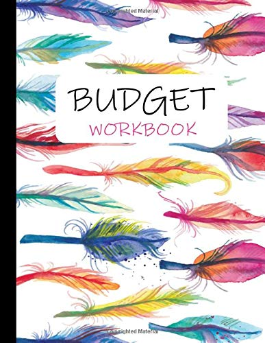 Budget Workbook: Weekly and Monthly Budgeting Planner for Personal Finance management : Expense Tracker / Bill Organizer : large size 8.5 x 11 ""