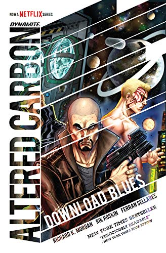 Altered Carbon: Download Blues (English Edition)