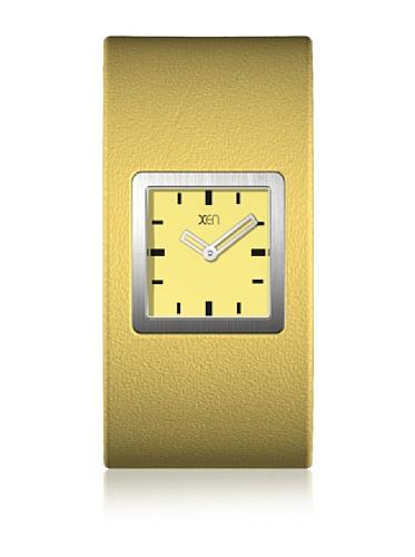 Xen Uhr Gelb
