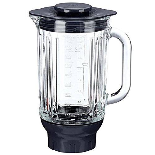 AT358–Standmixer/Mixer komplett Glas 1,6l ThermoResist High Temperature für Roboter Chef, Major und Cooking Chef Roboter menager Kenwood KMC570Chef