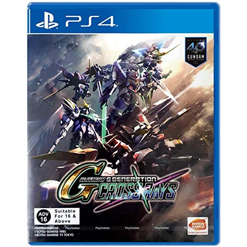SD Gundam G Generations Crossrays (English) for PlayStation 4 Connecticut