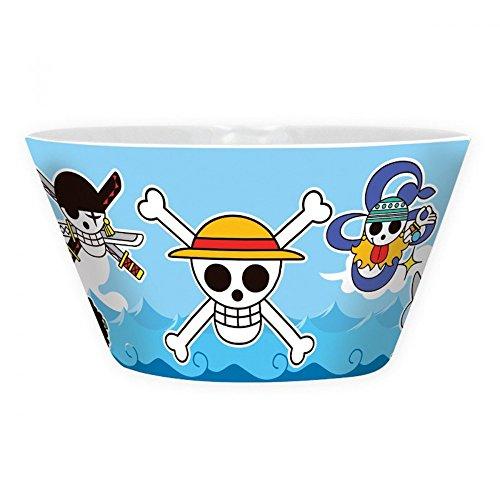 One Piece–mugiwara cráneo–Cuenco  ...
