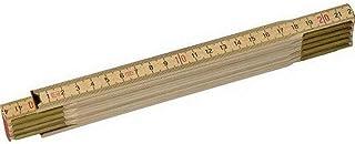 Stanley 035455 2m Wooden Folding Rule