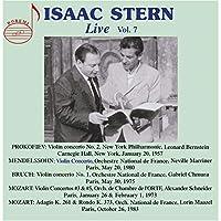 Isaac Stern Live 7