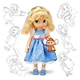Disney Princess Animators Collection 16 Inch Doll Figure Cinderella [Holiday Gifts]
