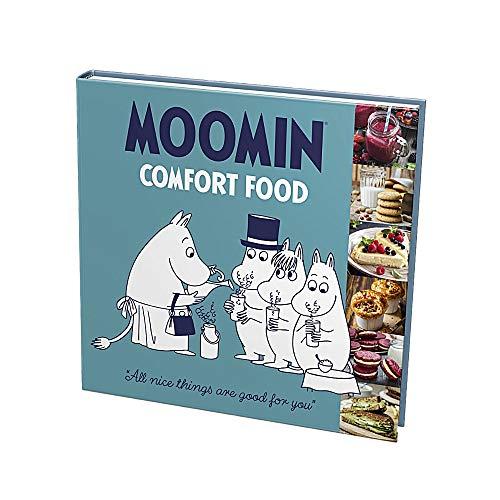 Echte Eishaus-Bücher Moomin Comfort Food Kochbuch-Kochbuch Moomins