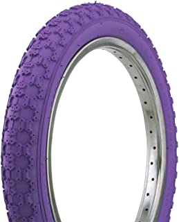 BICYCLE TIRES BLUE 16 INCH FIT MANY KIDS BIKES CARTS WAGONS NEW SET 16  X 2.125