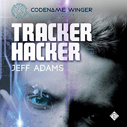 Tracker Hacker audiobook cover art