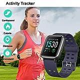 Immagine 2 yamay smartwatch orologio fitness uomo