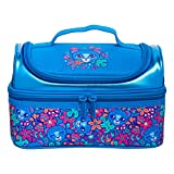Smiggle Budz Kids School Double Decker Lunchbox for Girls & Boys with Carry