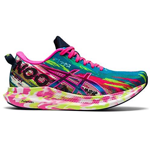Asics Noosa Tri 13, Zapatillas para Correr Mujer, Digital Aqua/Hot Pink, 39 EU