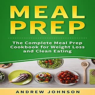 Meal Prep cover art