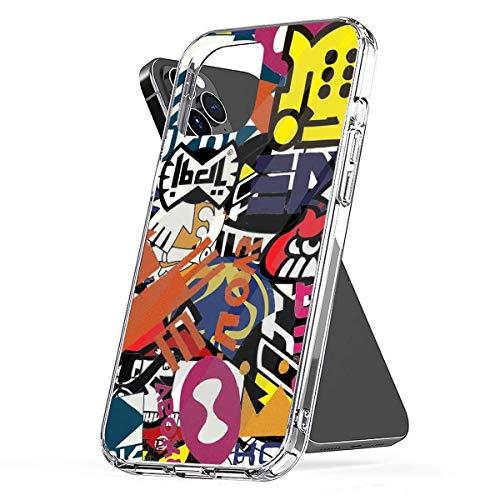 Phone Case Splatoon Brand Logos | Splatoon Phone Case Compatible with iPhone 6 6s 7 8 X XS XR 11 Pro Max SE 2020 Samsung Galaxy Drop Funny Waterproof