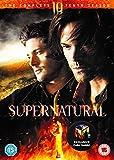 Supernatural: The Complete Tenth Season (6 Dvd) [Edizione: Regno Unito] [Reino Unido]