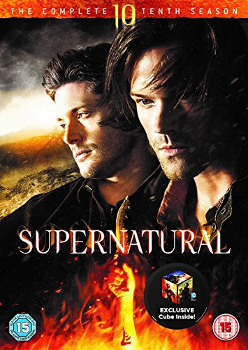 Supernatural - Season 10 [DVD] [2016] UK-Import, Sprache-Englisch.