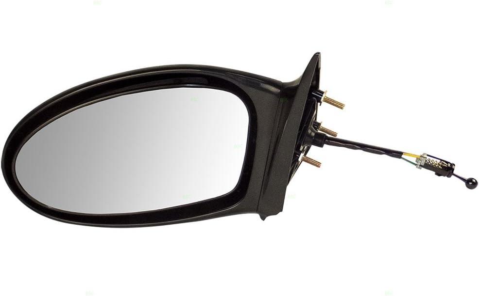 Brock 品質検査済 Replacement 日本産 Driver Manual Remote Side Door Mirror Compatib