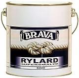 Brava Rylard Supersmalto per Nautica, Bianco, 2500 ml