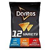Doritos Variety Tortilla Chips 30g x 12 per pack -
