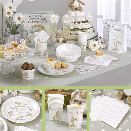 Like a Girl-wir lieben Hochzeiten Party-Set Love, 61 Teile Dekoset Hochzeit Polterabend Set Candybar...