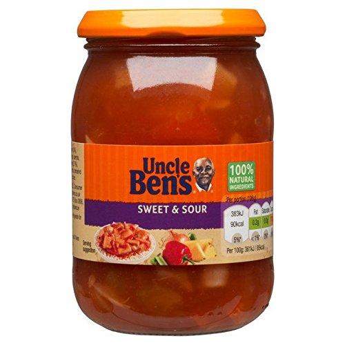 Uncle Genuine Free 2021 Shipping Ben's Sweet Sour 320g - Original Sauce