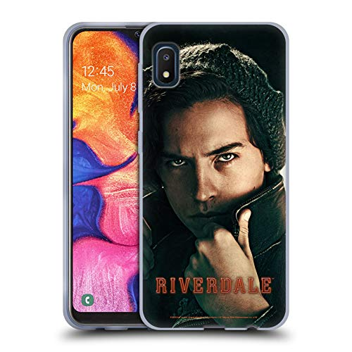 Head Case Designs Officially Licensed Riverdale Jughead Jones 4 Posters Soft Gel Case Compatible with Samsung Galaxy A10e (2019)