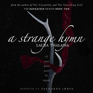 A Strange Hymn audiobook cover art