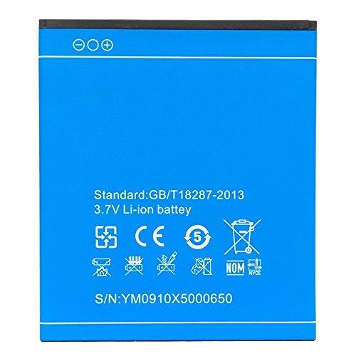 Todobarato24h Bateria Compatible con Doogee X5 / X5 Pro 3.7V 2400mAh Li-Ion (No Valida X5 MAX / X5 MAX Pro)