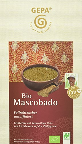 GEPA Bio Mascobado, 5er Pack (5x 1 kg) - Bio