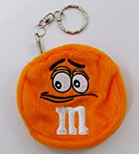 M&M's エムアンドエムズ オレンジ コインケース 小物入れ