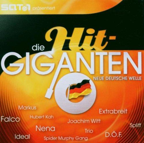 Die Hit Giganten - Neue Deutsche Welle