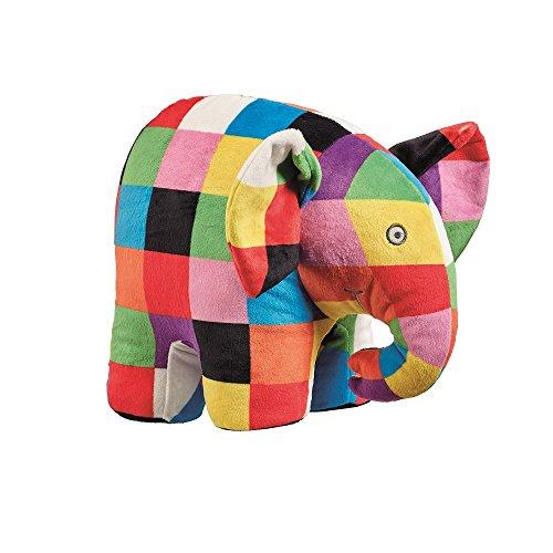 Rainbow Designs el1443Trompetender Elmer Plüschtiere