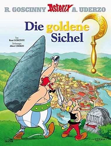 Egmont Comic Collection Asterix 05: Die goldene Bild