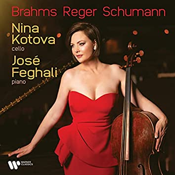 Brahms Reger Schumann