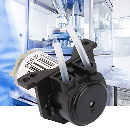 Miniatuur titratie pomp voor geluidsarme peristaltische waterpomp, zelfaanzuigende DC pomp 6V (# 1)