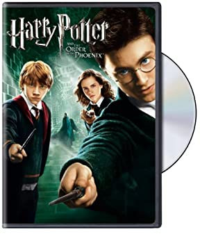 DVD Harry Potter and the Order of the Phoenix (Widescreen Edition) Book