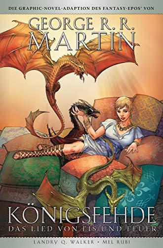 George R.R. Martins Game of Thrones - Königsfehde (Collectors Edition): Bd. 2 (2. Buch von Das Lied von Eis und Feuer)