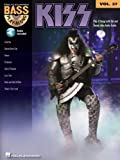 Kiss (Songbook): Bass Play-Along Volume 27 (English Edition)