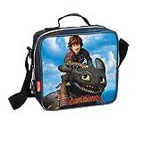 Entrenar a tu dragón hecho fácil lonchera Kindergartentasche lonchera