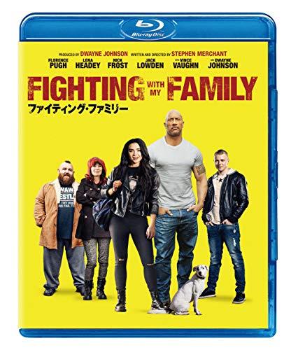 ファイティング・ファミリー [Blu-ray]