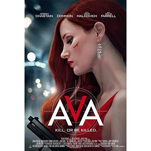 Ava Movie album cover Canvas Wall Art Posters Painting Picture bedroom Decor Room Decor Living Room Decor -20x30 Inch unframed