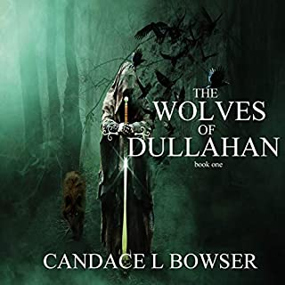 The Wolves of Dullahan, Volume 1 audiobook cover art