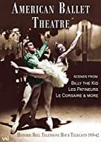 American Ballet Theatre: Bell Telephone Hour [DVD] [Import]