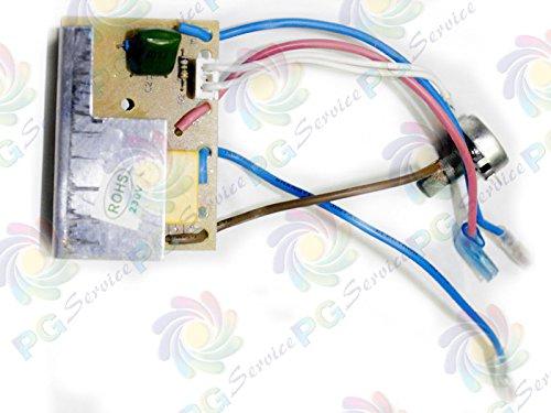 Ariete Placa PCB escoba eléctrica EVO Evolution 2769 2772 Cyclonic 1200 W