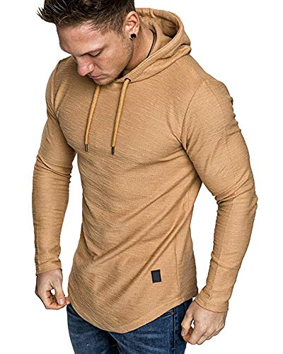 lexiart Mens Fashion Athletic Hoodies Sport...