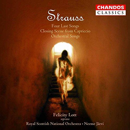Richard Strauss: Vier Letzte Lieder / u.a.