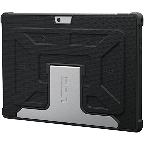 UAG Microsoft Surface Pro 3 Feather-Light Composite [BLACK] Aluminum Stand Military Drop Tested Case