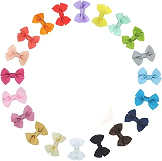 Babywearoutlet Baby Girls Headbands Hair Bows Super Soft Slim Hair Bands Hair Clip Hair Holder Hairpin for Infants Newborn...