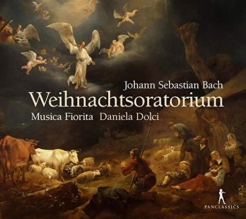 Bach: Oratorio De Navidad / Musica Fiorita